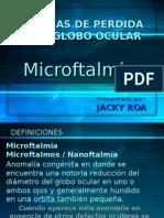 MICROFTALMIA