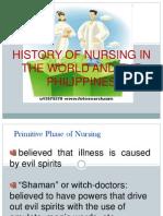 1 History of Nursing