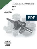 kohler k series model k662 24hp engine full service repair manual
