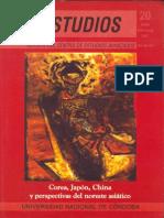 """Reseña al libro """"Cultura Popular y Grabado en Japon"""" (Rev Estudios, UNC)"""