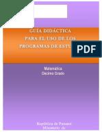 GUIA MAT 10º 2014 en validación.pdf