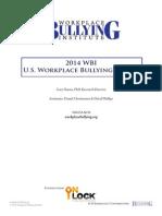 Wbi 2014 Us Survey