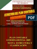 ESTRUCTURA DEL PLAN CONTABLE GUBERNAMENTAL.ppt