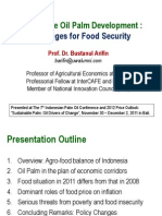 2. Bustanul Arifin - Sustainable Oil Palm Development
