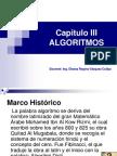 Capitulo III Algoritmo.ppt