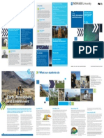 Monash Science Earth, Atmosphere and Environment Brochure 2015