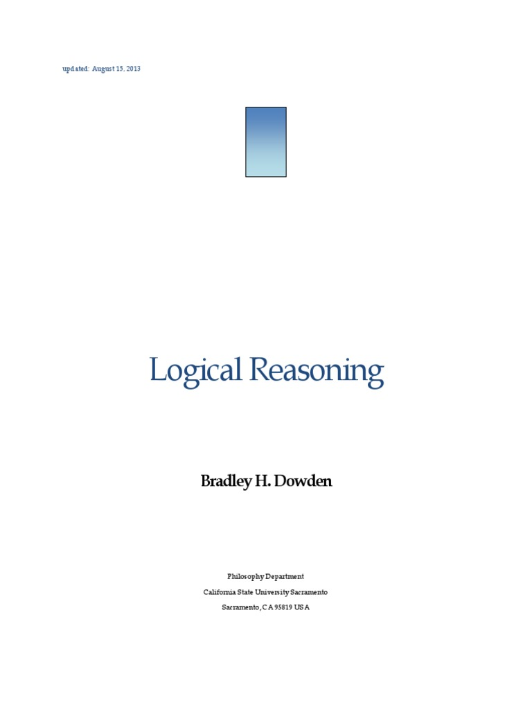 37421bf27201d6 PHIL 4 - Logical Reasoning