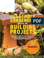 The Vegetable Gardener's Book of Building Projects — Book Layout and Design