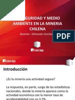 Clase 4 - LA SEGURIDAD Y MEDIO AMBIENTE EN LA MINERIA CHILENA.pptx