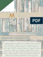 Panel Mueble Monaco