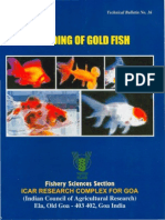 Gold Fish Breeding