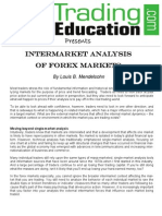 intermarket analysis of forex markets