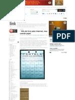 Blog Do Link - Rifa de Livro Pela Internet, Mas Usando Papel_1261412620082