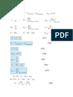 Ecuaciones Transistor