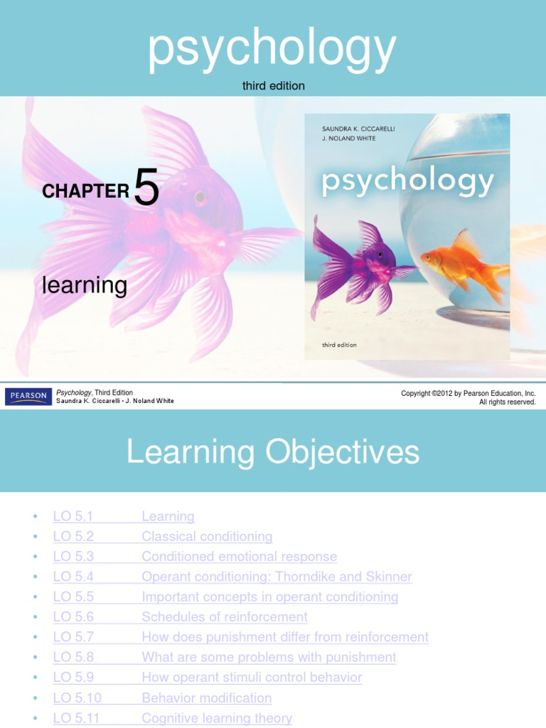 Edition pdf learning and cognition 3rd animal
