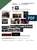 Metal Bulletin Zine 46