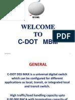 CDOT Introduction