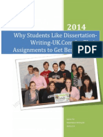 Why Students Like Dissertation-Writing-UK.com for Their Assignments to Get Best Grades