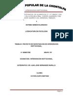 1prpoyecto intervension institucional.doc