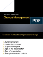 Change Management Models
