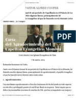 CARTA ABIERTA PASTOR ALFRED COOPER | Iglesia Anglicana La Trinidad de Las Condes.pdf