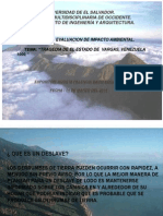 DAVID ACOSTA, IEA, Tragedia de Vargas (1999).pptx