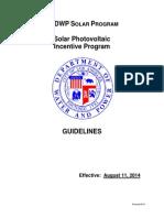Ladwp Solar Program