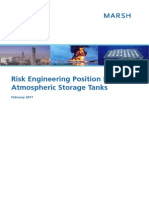 Position Papers 1 - Atmospheric Storage Tanks