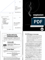 Implosion - Heft 066 - (1977) Schauberger - Biotechnische Nachrichten
