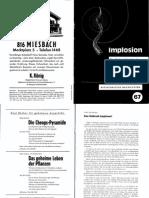 Implosion - Heft 067 - (1977) Schauberger - Biotechnische Nachrichten