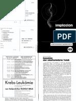 Implosion - Heft 069 - (1978) Schauberger - Biotechnische Nachrichten