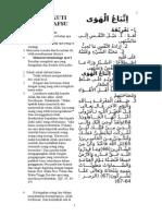 Diktat Akhlaq Daiyah 2