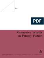 Peter Hunt, Lenz-Alternative Worlds in Fantasy Fiction (Continuum Collection, Contemporary Classics of Children_s Literature)-Continuum (2005)