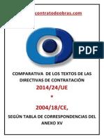 Comparativa de los textos de las Directivas de contratacion 2014/24UE vs. 2004/18CE.pdf