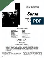Ion Baiesu - Sursa