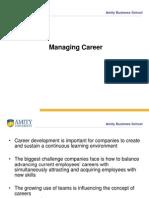 0b067Managing Career