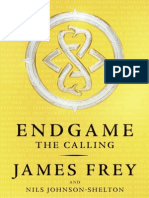Extract from Endgame by James Frey