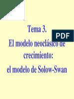 El modelo Neoclásico de crecimiento El modelo de Solow Swan.pdf