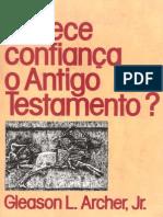 Merece Confiança o Antigo Testamento - Gleason L  Archer Jr.pdf