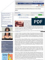 Globalresearch CA Fraud and Manufactured Ebola Paranoia