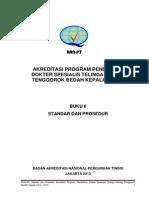 Buku II - Standar Dan Prosedur