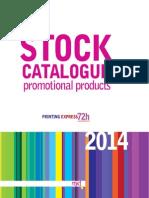 Catálogo publicidad 2014