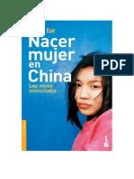 Xue Xinran - Nacer Mujer En China.pdf