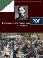 Renoir Qui a Peint Dans La Douleur-ir