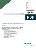 Philips DVD DVP630/02