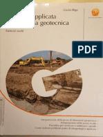 Geologia Applicata e Ingegneria Geotecnica, Libro Esercizi