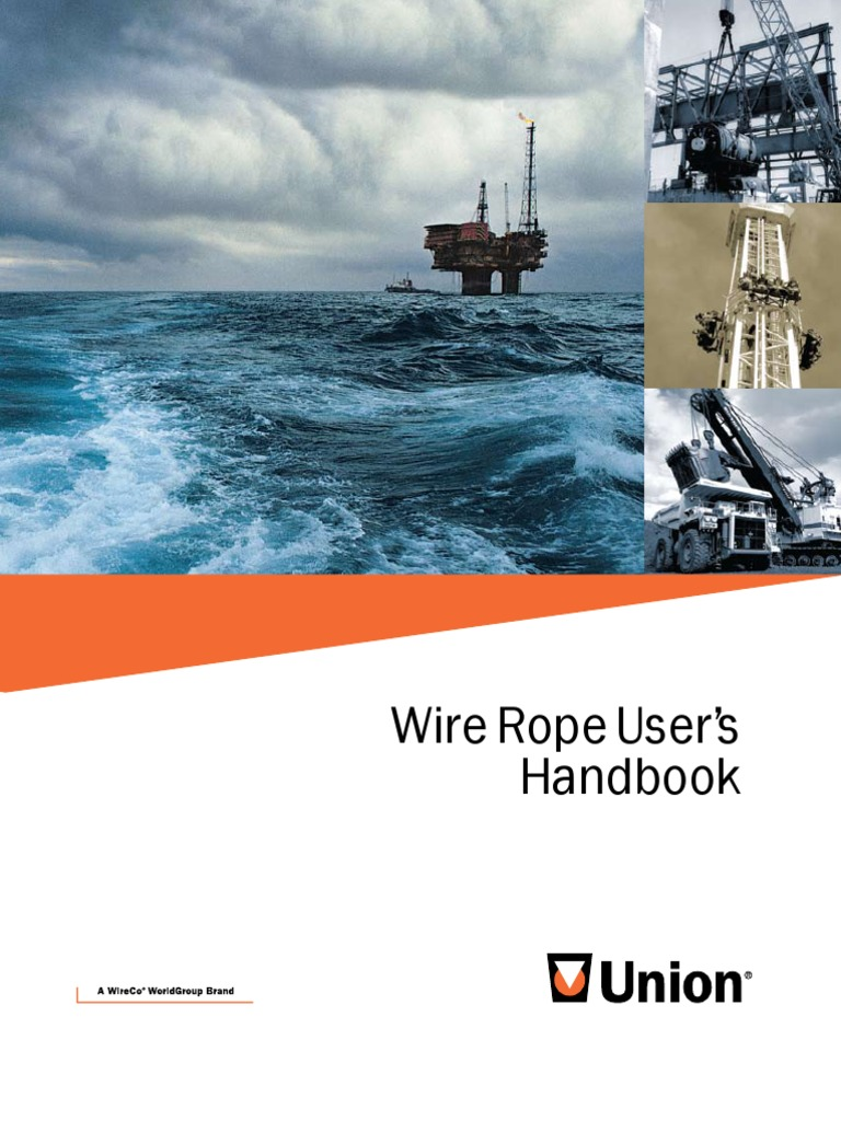 Wire Rope User Guide Revised0509 | Wire | Rope