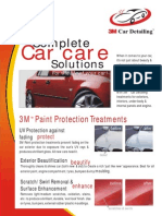 3M Car Care Brochure