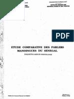 ETUDE COMPARATIVE DES PARLERS MANDINGUES DU SENEGAL.pdf