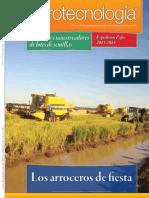 AGROTECNOLOGIA - AÑO 4 - NUMERO 37 - ABRIL 2014 - PARAGUAY - PORTALGUARANI